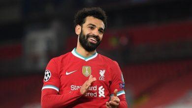 صورة اللاعب محمد صلاح: يعلق على فوزه بجائزة جديدة