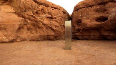 صورة قناة CTV News: حقيقة ظهور جسم معدني كبير في كندا