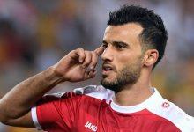 صورة اللاعب عمر السومة: يغيب عن الأهلي السعودي فترة من الزمان