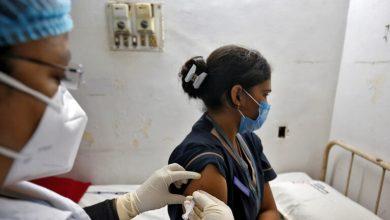 صورة استعدادات الهند لتطعيم 300 مليون شخص