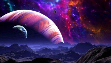 صورة ماذا يوجد في الفضاء علوم اول متوسط