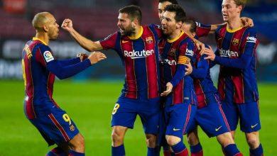 صورة موعد مباراة برشلونة وأتلتيك بلباو الأحد 31-01-2021 في الدوري الاسباني