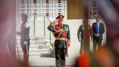 صورة ملك الأردن عبد الله الثاني يفوز بأفضل شخصية لعام 2020