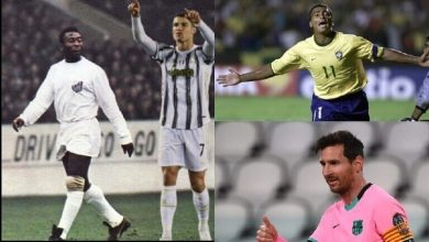 صورة كريستيانو رونالدو: يحتل صدارة أفضل 5 هدافين في تاريخ كرة القدم