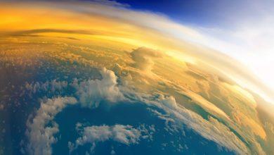 صورة يوجد اغلب اوزون الغلاف الجوي في طبقة التروبوسفير