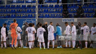 صورة ريال مدريد في وضع حرج مع الجماهير الملكي
