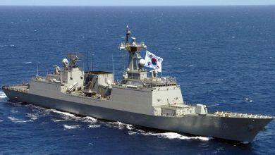 صورة ايران تحتجز سفينة كورية وكوريا الجنوبية ترسل سفن حربية للخليج