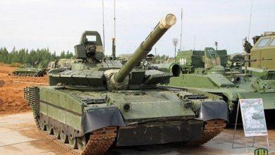 صورة الجيش الروسي يتسلم أحداث انواع الدبابات وأخطرها
