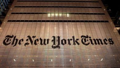 """صورة ضجة بعد طرد صحفية من """"نيويورك تايمز"""" ..والسبب """"قشعريرة """""""