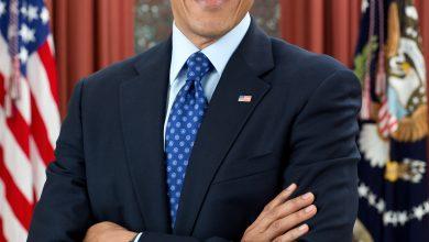 صورة الرئيس الامريكي السابق أوباما ..كسرت أنف زميلي لهذا السبب!