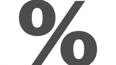 صورة اذا زاد سعر جهاز الكتروني بنسبه 5 فان رياضيات اول متوسط