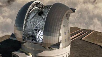 صورة اين توجد المراصد الفلكيه