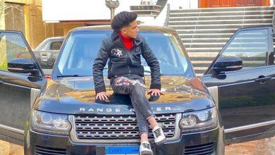 صورة بامتلاكه سيارة سعرها 3 ملايين جنيه طفل مصري يثير الجدل