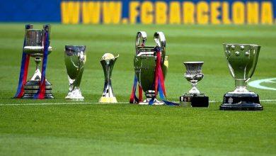 صورة بايرن ميونخ يأتي بعد برشلونة في حال الفوز في كأس النهائي للاندية