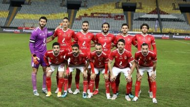 صورة تصنيف الأهلي المصري في أندية كرة القدم على مستوى العالم.