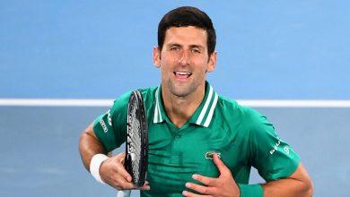 صورة سهل لدجوكوفيتش يتأهل في بطولة أستراليا المفتوحة