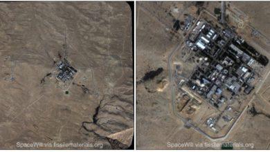 صورة صور فضائية تؤكد أن إسرائيل توسع موقع ديمونا النووي