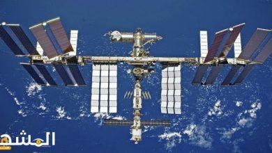 صورة ما نوع البيانات التي يمكن ان تجمعها محطات فضائية