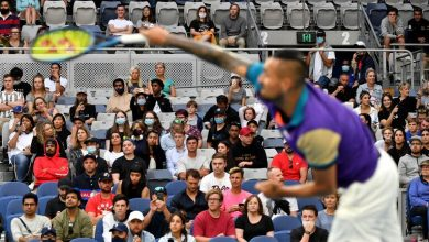 صورة ما هي الحالة التي عمت بطولة أستراليا المفتوحة