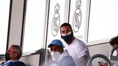 صورة راموس : هل يعود إلى ريال مدريد