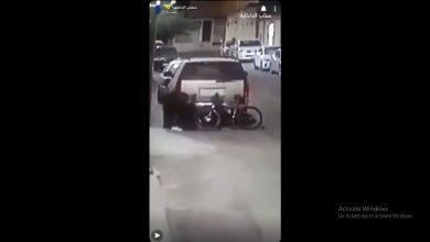 صورة القبض على مواطن يقتحم المنازل لسرقة المجوهرات في الرياض