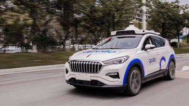 صورة بايدو تختبر تجاريًا سيارات الأجرة الذاتية القيادة في الصين