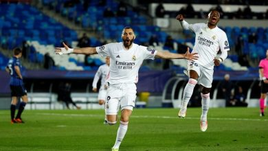 صورة تأهل ريال مدريد لنصف نهائي الأبطال