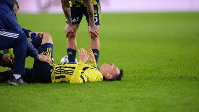 صورة تطورات إصابة اللاعب أوزيل