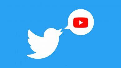 صورة تويتر تختبر مشاهدة مقاطع يوتيوب مباشرة من التغريدة