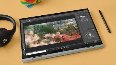 صورة حواسيب HP Envy الجديدة تتميز بشاشات 4K أكبر
