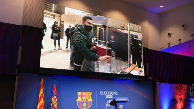 صورة رئيس برشلونة الجديد يعيد النظر في راتب ميسي