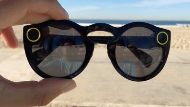 صورة سناب تطور نظارات Spectacles للواقع المعزز
