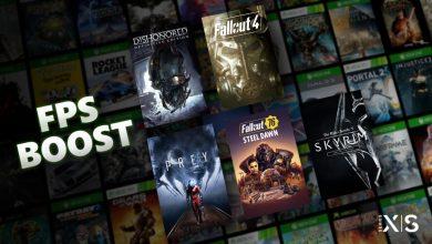 كيف ستؤثر ميزة FPS Boost على تحسين لعب الألعاب القديمة في Xbox Series X: