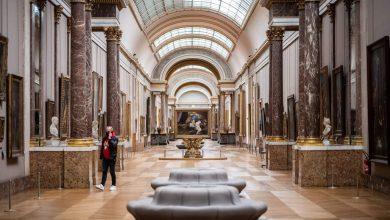 متحف اللوفر يعرض مجموعاته الكاملة عبر الإنترنت