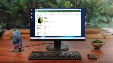 صورة منصة Ready For تجلب سطح مكتب بنمط DeX إلى Edge Plus