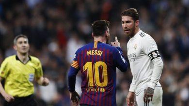 صورة موعد الكلاسيكو الشرس بين ريال مدريد وبرشلونة