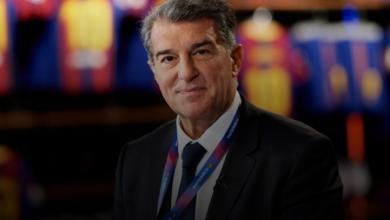 صورة يصبح لابورتا رسميًا رئيسًا لبرشلونة