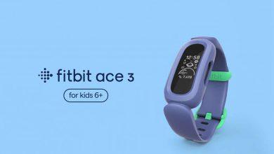 Ace 3 .. أحدث متتبع للياقة البدنية للأطفال من Fitbit
