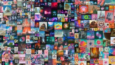 صورة Beeple يبيع قطعة فنية عبر NFT مقابل 69 مليون دولار