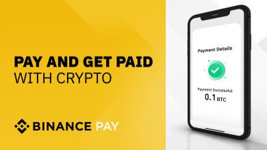 Binance تعلن عن منصة المدفوعات Binance Pay