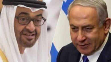 صورة رئيس الحكومة الإسرائيلية يزور غداً الإمارات و سيلتقي مع محمد بن زايد في أبو ظبي
