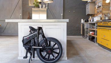 صورة Gocycle تكشف عن الدراجات الكهربائية السريعة الطي