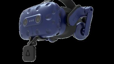 HTC تعلن عن وحدة تتبع الشفاه لنظارة Vive Pro