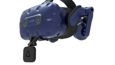 صورة HTC تعلن عن وحدة تتبع الشفاه لنظارة Vive Pro