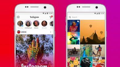 صورة Instagram Lite يصل إلى 170 دولة مع دعم Reels