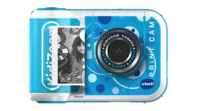 صورة KidiZoom PrintCam .. كاميرا فورية للأطفال تطبع الصور