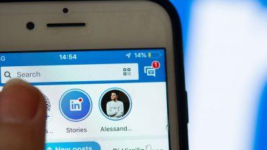 صورة LinkedIn تعمل على منافس لتطبيق Clubhouse