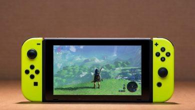 صورة Nintendo Switch القادم يتضمن شريحة إنفيديا الجديدة