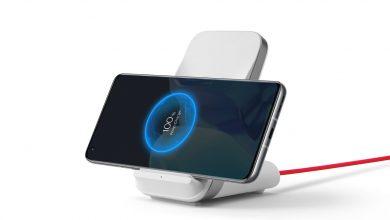 صورة OnePlus 9 Pro يدعم الشحن اللاسلكي بسرعة 50 واط