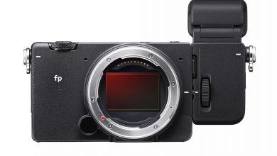 Sigma fp L .. كاميرا كاملة الإطار بدقة 61 ميجابكسل
